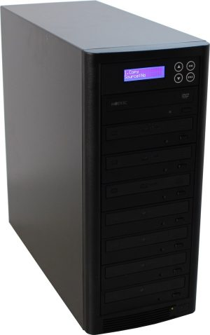 ADR Whirlwind CD/DVD Duplicator 1 to 7