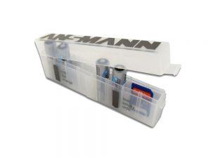Ansmann 8-Way Battery Box