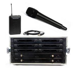 Trantec S4.10 6Way Rack'n'Ready Kit (Channel 38)