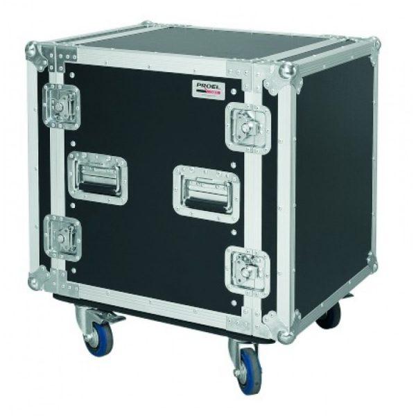 """Proel 16U 19"""" Rack Case with Wheels"""