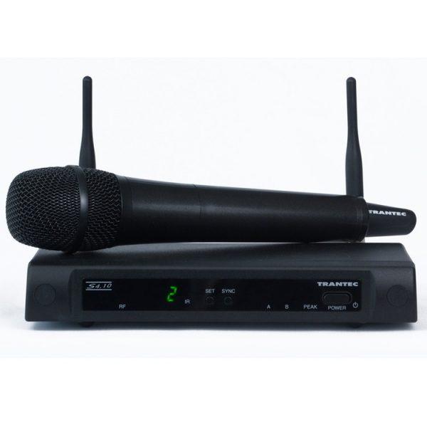 Trantec S4.10 Handheld Radio System (Dynamic)