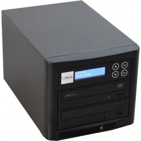 ADR Whirlwind CD/DVD Duplicator 1 to 1