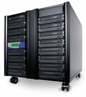 ADR Whirlwind CD/DVD Duplicator 1 to 14