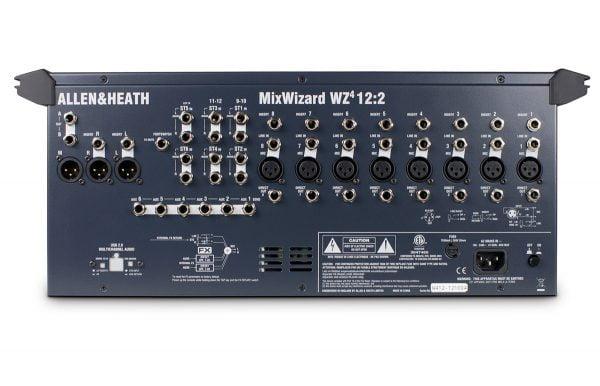 Allen & Heath MixWizard WZ4 12:2