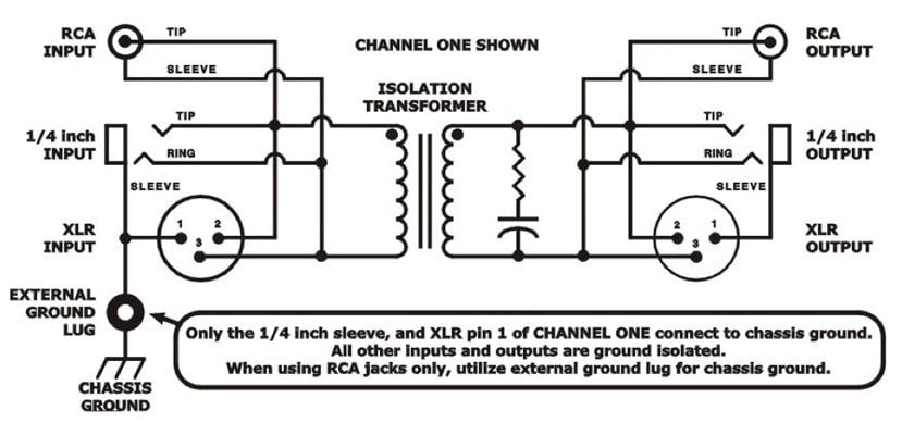 audio isolation transformer wiring diagram  u2022 wiring