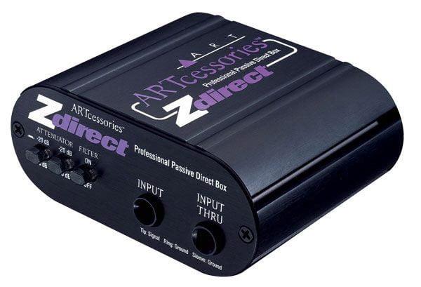 ART Z-Direct passive DI box