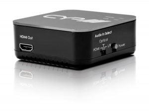 CYP AU-11CA - Audio to HDMI embedder