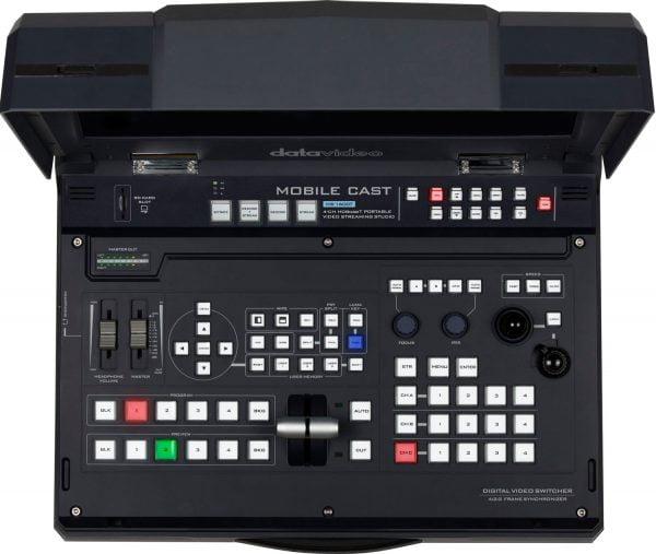 Datavideo HS-1600T + 3x PTC-140T