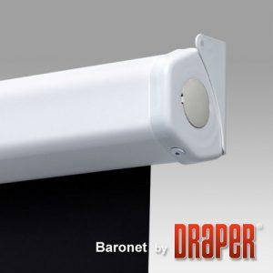 Draper Baronet 7' diag (4:3) 169x127cm screen