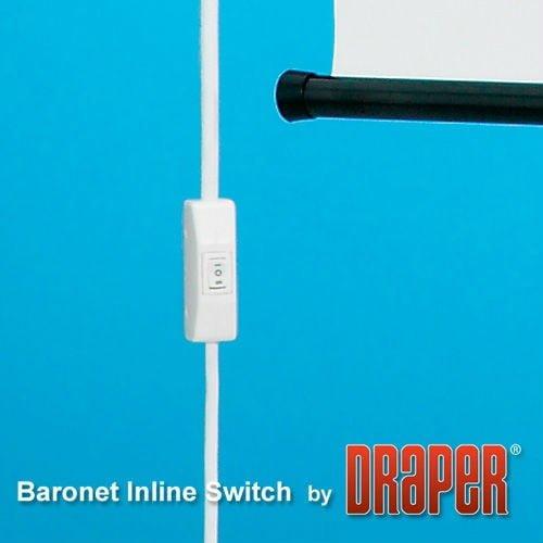 "Draper Baronet 82"" diag (16:9) 183x103cm widescreen"