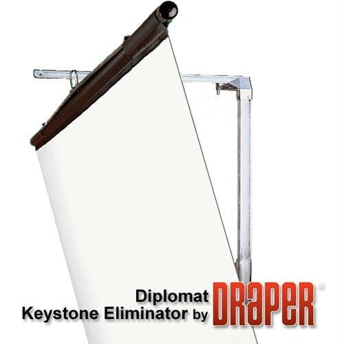 Draper Diplomat - 100'' Diag