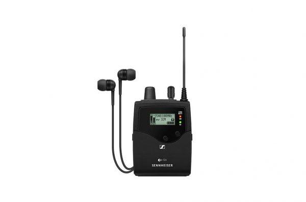 Sennheiser ew IEM G4 In Ear Monitor Set