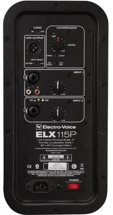 EV ELX115P