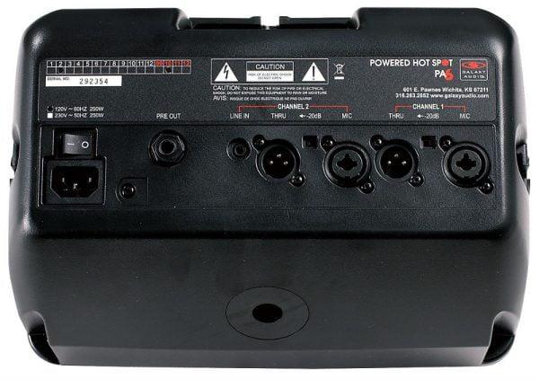 Galaxy Audio PA6S