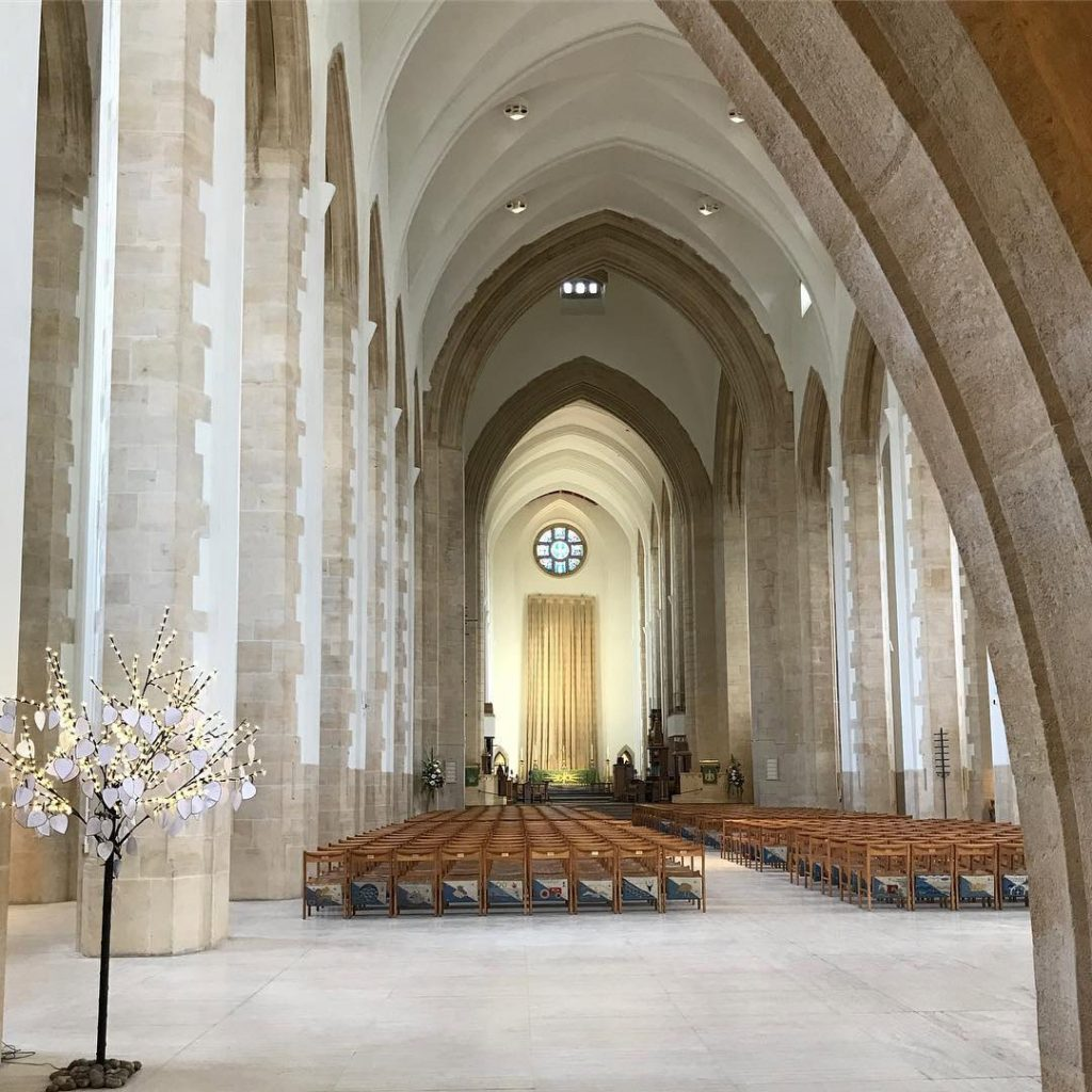 Guildford Cathedral - DM Music Ltd