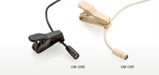 JTS CM-125 lapel mic