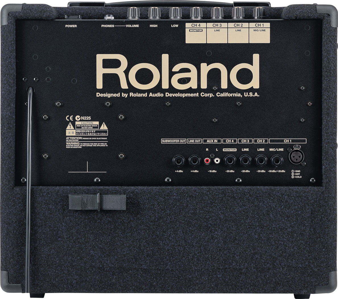 roland kc 150 keyboard amp dm music ltd. Black Bedroom Furniture Sets. Home Design Ideas