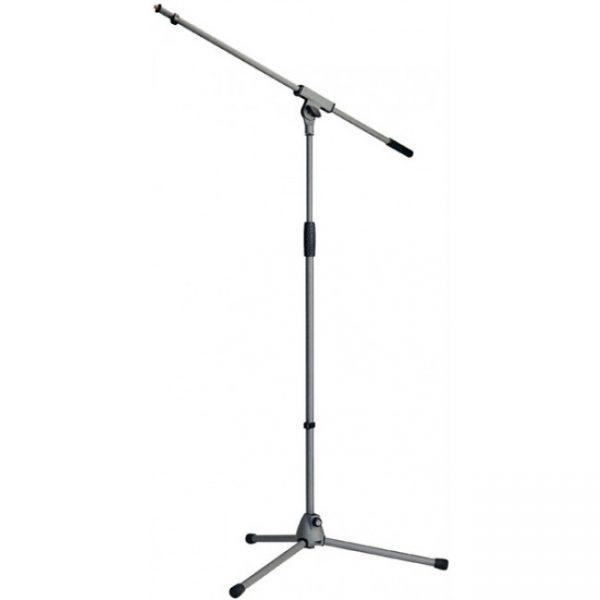 K&M 21060 Starline grey boom mic stand
