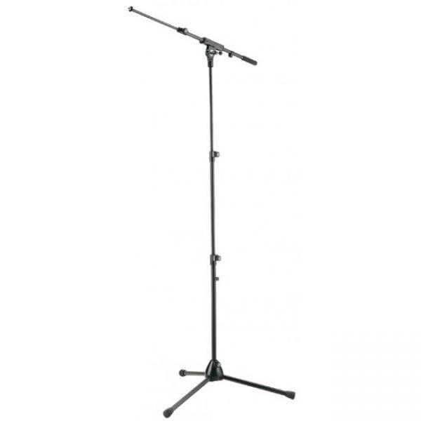 K&M 252 Boom Microphone stand w/Tele Boom