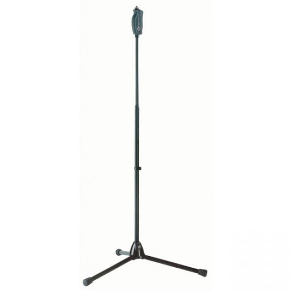 K&M 25680 one hand mic stand