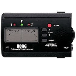 Korg CA-30 Guitar Tuner