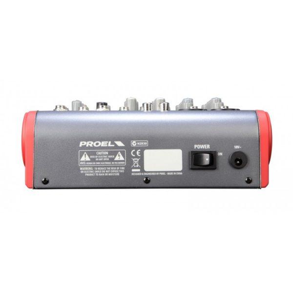 Proel MI10 Mixer