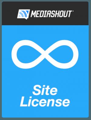 MediaShout - Site Licence