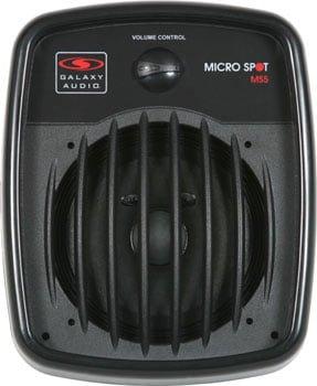 Galaxy Audio MS5 Micro Spot