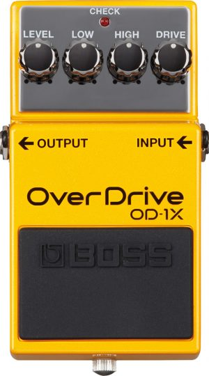 Roland OD-1X Effects Pedal