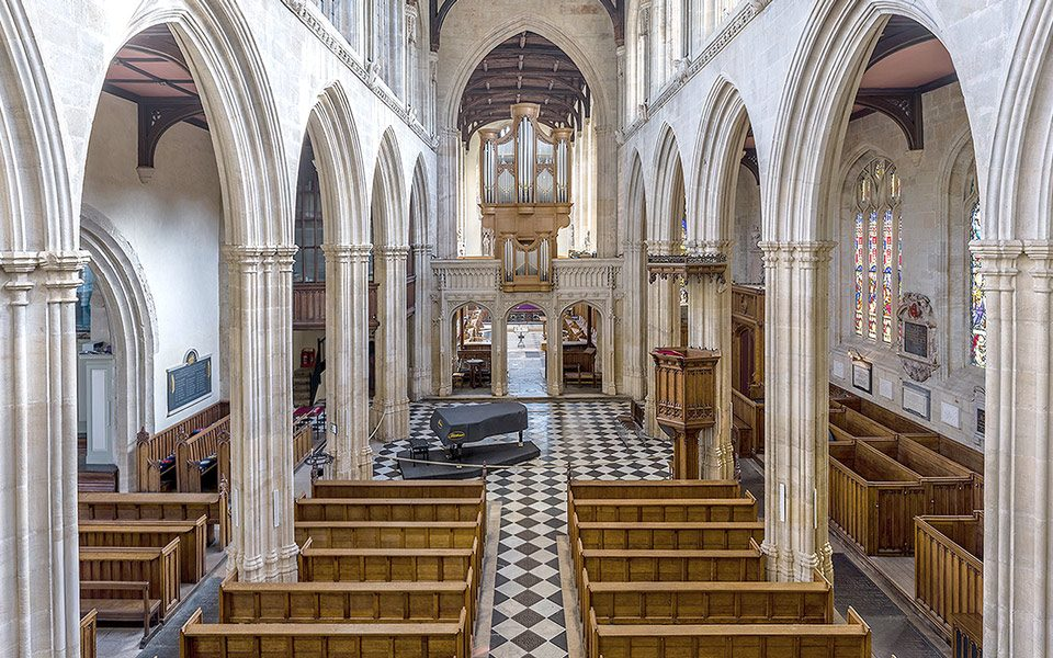 The University Church of St Mary the Virgin, Oxford