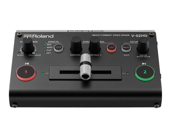 Roland-V-02HD - Front