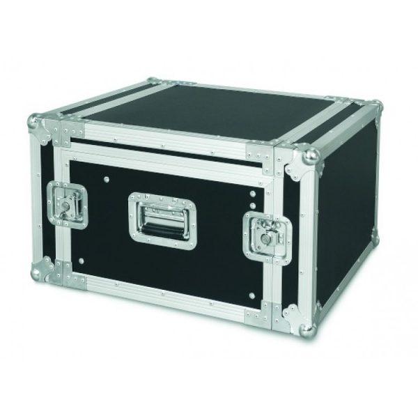Proel 6U Mixer / Rack Case Semi Flight