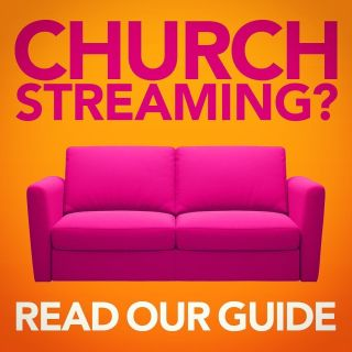 If you're thinking about streaming your church services take a look at our 'Before You Start Streaming' Guide for some advice on how to approach it. Link in bio.  #Churchstreaming #livestreamingchurch #livestreamingchurchservice #churchlivestream #churchlivestreaming #churchaudiovisual