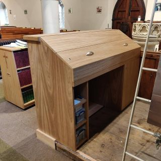 Did you know? ❓ We work with expert carpenters to design and build totally bespoke consoles to suit every PA, AV or streaming requirement 📝🔨  #livestream #livestreaming #church #av #pa #audiovisual #professional #bespoke #worship #roland #lumens #magewell #live #streaming #uk #broadcast #youtube #facebook #twitch #service #cathedral #console #rack #equipment #yamaha #carpenter #blackmagic #blackmagicdesign