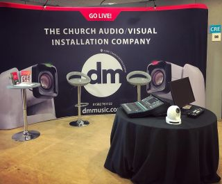 We're ready for the Christian Resources Exhibition, starting tomorrow. Come and say hello!  (Stand D8. Opposite the coffee …coincidentally!?😬)  @crexhibitions #cre2021 #churchresources #christianresources #churchtech #churchlivestream #churchaudio #churchstreaming #churchav #churchaudiovisual