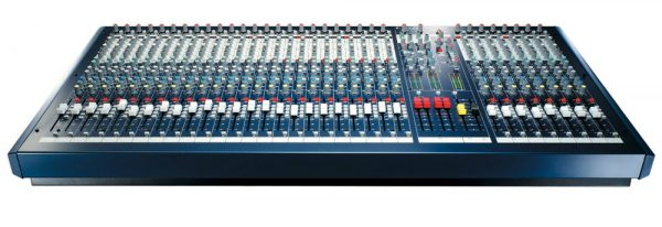 Soundcraft LX7ii - 32 channel