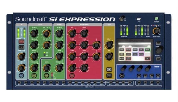 Soundcraft Si Expression 2