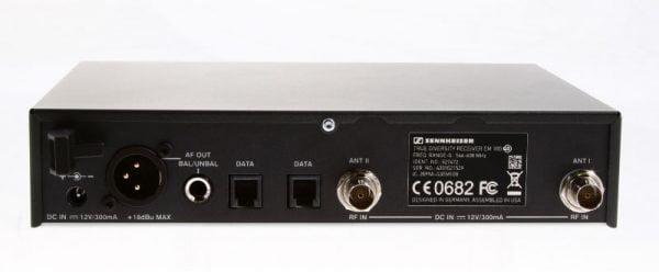 Sennheiser ew100 G3 & Audio Technica BP892cLM3