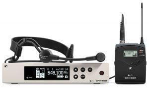 Sennheiser EW100-G4 ME3 Headmic Set