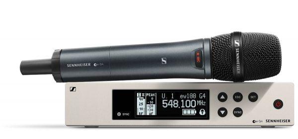 Sennheiser EW100 G4-935-S Handheld Mic Set
