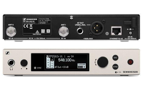 Sennheiser ew 300 G4-865-S Handheld Set