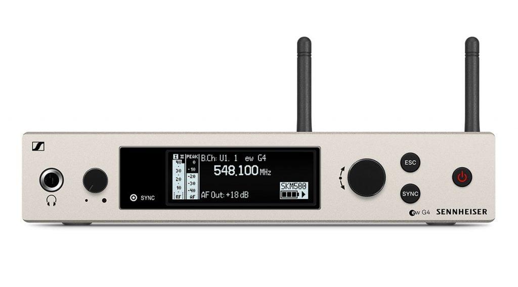 Sennheiser EM 500 G4 True Diversity Receiver