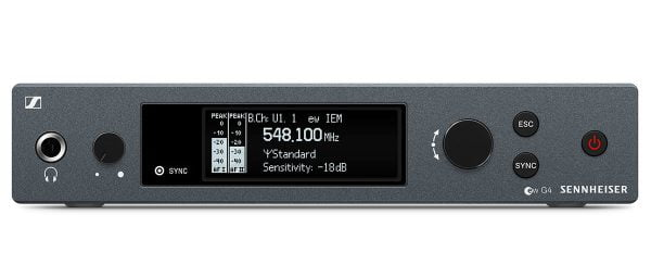 Sennheiser EK IEM G4 Wireless Receiver
