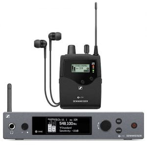 Foldback Monitors / In-Ear Monitoring (IEM)