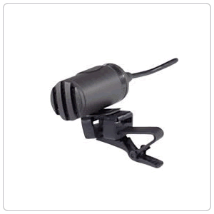 Shure SM11 wired lapel mic