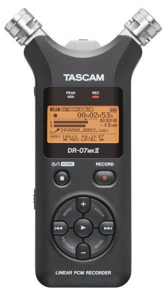 Tascam DR-07 mkII