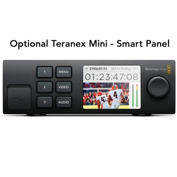 Optional Teranex Mini - Smart Panel