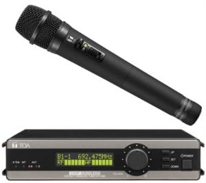 TOA 5000 Series True Diversity - Condenser 'Roaming' Mic