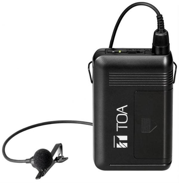 TOA 5000 Series True Diversity Lapel System