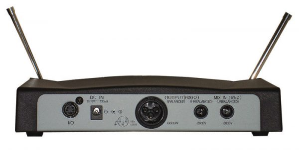 TOA WS-5225 'Roaming' Hand Held Mic System